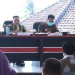 Pasca PPKM Turun ke Level 3, Bupati Lampung Selatan Evaluasi Penanganan Pengendalian Covid-19