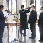 Direktur RSUD Menggala, Resmi Menjabat Direktur RSUAM