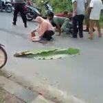 Lakalantas Di Dekat SMA N 7 Bandar Lampung, Dua Orang Tewas