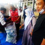 Tak Mau Bayar Hutang Daging Kurban, Kantor Koperasi TKBM Pelabuhan Panjang di Amuk Warga Tanjung Baru