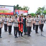 AKBP Kurniawan Ismail Resmi Jabat Kapolres Lampura