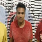 Gerebek Kontrakan di Menggala, Polisi Tangkap Tiga Orang Yang Sedang Asyik Pesta Narkotika