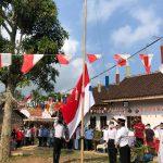 Peringatan detik - detik Kemerdekaan Republik Indonesia ke 76. RT 002. Dusun Manunggal Babatan