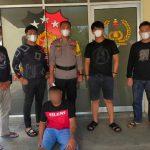 Tim Serigala Utara Polsek Sungkai Selatan Bekuk Residivist Curas
