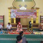 Ketua Tim Penggerak PKK Kabupaten Lampung Selatan Santuni Anak Yatim di SMP-SMA PGRI Katibung