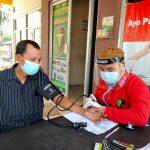 Ingin Divaksin Dosis Pertama, Cukup Bawa Foto Copy KTP atau KK ke Klinik Polres Tulang Bawang
