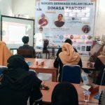 """Seminar Bisnis dengan dengan Tema """"SUKSES BERNIAGA DALAM ISLAM DIMASA PADEMI"""