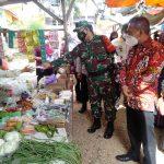 Kelurahan Cempedak Lampura Cegah Penularan Covid-19 Bersama Camat Kotabumi