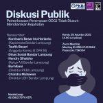 PKBI-AJI-LBH Diskusikan Pemerkosaan ODGJ yang Tak Diusut