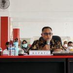 Rapat Validasi, Dokumen KLHS RPJMD Kabupaten Lampung Selatan Tahun 2021-2026 Dinyatakan Valid oleh Tim Provinsi Lampung