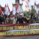 Masyarakat Papua Mendukung Kedaulatan NKRI