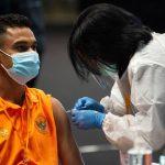 Pemerintah Maksimalkan Vaksinasi Covid-19 Atlet PON XX