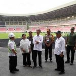 Mendukung Pemerintah Menyelenggarakan PON XX Papua yang Sehat dan Aman dengan Optimisme Bangsa