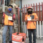 LALAMOVE Bekali Mitra Pengemudi dengan Health and Safety Kit
