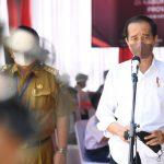 Tinjau Vaksinasi Pelajar di Lampung, Presiden: Secepatnya Pelajar Bisa Segera Ikut dalam PTM