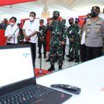 Tracing Kontak Erat Covid-19 Secara Merata Harus Diperkuat di Sulawesi Utara