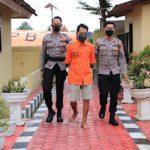 Asik Pesta Sabu, Oknum Kadus Diciduk Polisi