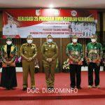 Melalui Disdik , Pemkab Tuba  Teken MOU Dengan Poltekes Lampung