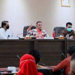Buka Sosialisasi dan Evaluasi IID, Bupati Nanang Ingatkan Pejabat Kerja Jangan Cuma Cari Aman