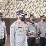 AKBP Edwin, Pimpin Sertijab Tiga Perwira Polres Lamsel
