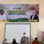 Dwita Ria gandeng Kementerian Pertanian RI, Ajarkan Petani Punggur Buat Beras Instan