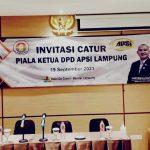 Invitasi Catur APSI Lampung, Piala Bergilir Andri Meirdyan Syarif Hari Ini