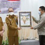 Sekdaprov Fahrizal Jadi Narasumber dalam Rapat Forkom Kadisdukcapil Provinsi dan Kabupaten/Kota se-Provinsi Lampung