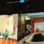 Bupati Lampura Laksanakan Kegiatan Perubahan RPJMD TA. 2019-2024 Secara Virtual