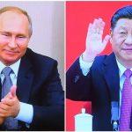 PEREBUTAN PENGARUH RUSIA-CHINA VS AMERIKA SERIKAT-UNI EROPA : BERAKHIR SEPERTI APA?