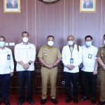 Jajaki Kerja Sama, LPP RRI Bandar Lampung Audiensi dengan Bupati Lampung Selatan