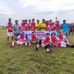 "Possnov FC Gelar Piala Trofeo Cup 2021 "" Labinta FC Jadi Juara"