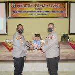 Tim STIK Lemdiklat Polri Kunjungi Polres Tulang Bawang