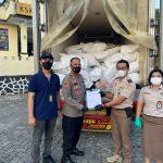 Ribuan kilo Gram Daging Celeng Di Amankan Polisi