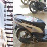 Polisi Tangkap Pria Pembawa Narkotika di Pasar Atas Menggala Kota