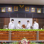 Entry briefing Inspektorat Provinsi Lampung di Kabupaten Pringsewu