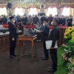 DPRD Lampura Gelar Rapat Paripurna PAW Anggota Dewan PDIP