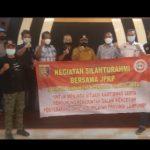 DPW JPKP Lampung Bersinergi Bersama Polda Lampung Guna Menjaga Situasi Kamtibmas Dan Pembangunan Provinsi Lampung